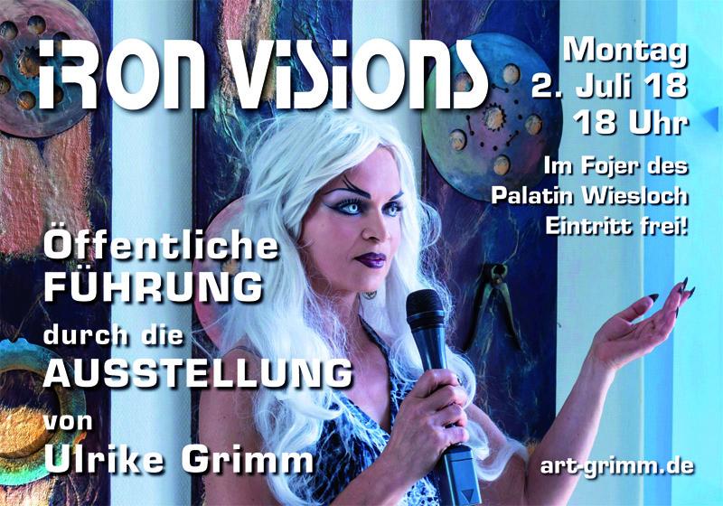Führung zu Iron Visions