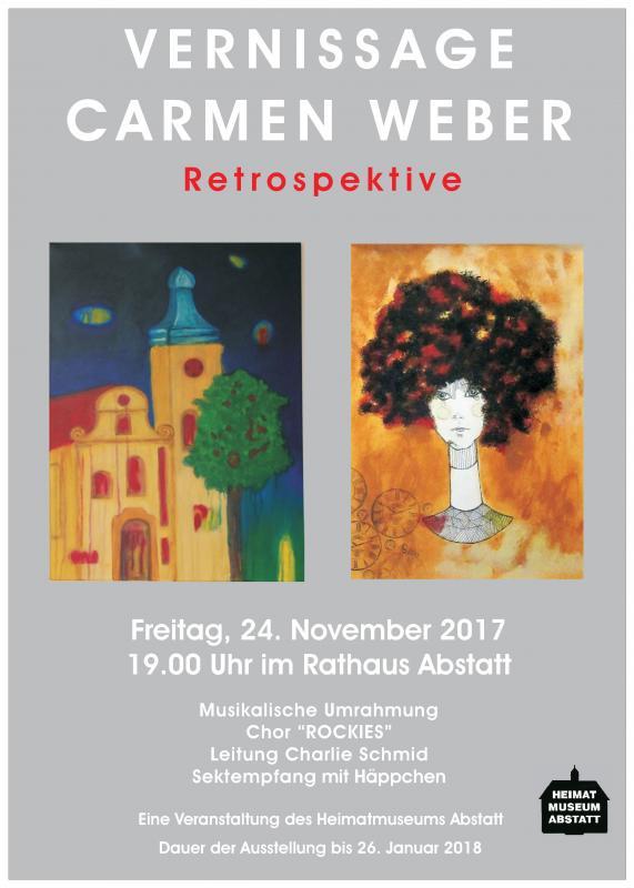 Retrospektive - Carmen Weber