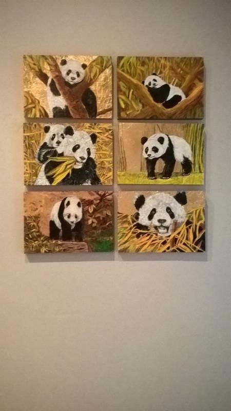 Panda-Wall