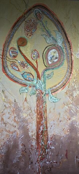 der same sucht den baum in der Mythologie der ureinwohner