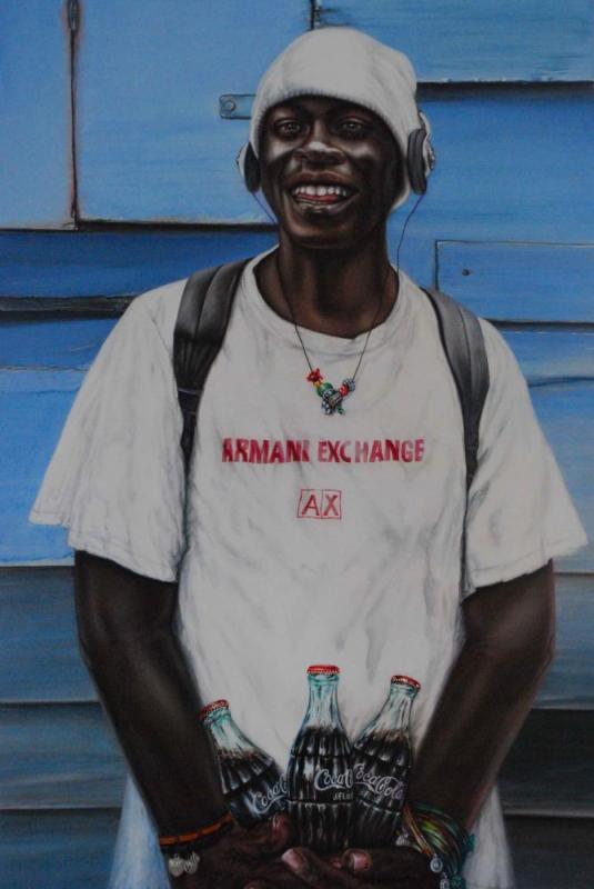 Armani-Cola